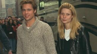 Brad Pitt Once Literally Threatened To Kill Harvey Weinstein For Creeping On Gwyneth Paltrow