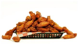 Chicken Wings Are The Cheapest They've Been In 9 Years Because No One Is Watching Sports