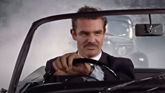 This Deep Fake Of Burt Reynolds As Sean Connery's 'James Bond' Is Borderline Perfection
