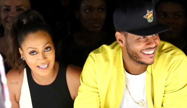 Carmelo Anthonys Wife Lala Shared WAY Too Much Sex Life Information
