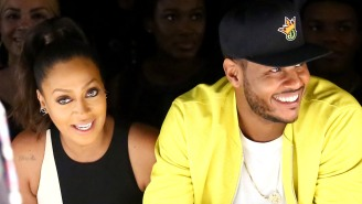 Carmelo Anthony's Wife Lala Shares WAY Too Much Information About The Couple's Sex Life