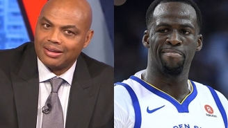 Charles Barkley Escalates His Beef With Draymond Green With An Incredible Boy Band Analogy Containing The Phrase 'Drive-By Panties'