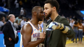 Chris Paul Confirms He Nixed A 2011 Trade To The Warriors That Involved Both Steph Curry And Klay Thompson