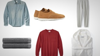 Save Some Money And Get Comfy At Home With These Clearance Item Steals From Huckberry