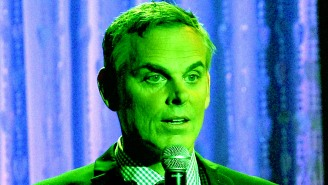 Colin Cowherd Tries To Say 'Two Cities,' Instead Says A Word That Rhymes With 'Cities' That Isn't Exactly Radio Friendly