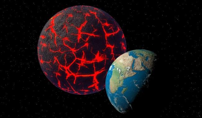 Conspiracy Theorist Ties Nibiru Planet X To The Pandemic