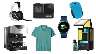Daily Deals: Smartwatches, GoPros, Adidas Favorites, Spring Clothing Sales And More!