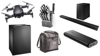 Daily Deals: Drones, Sound Systems, Sandals, Coolers, Cardio Equipment Sale And More!