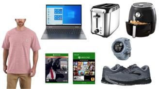 Daily Deals: Home Appliances, Xbox Games, Watches, Under Armour Sale And More!