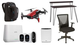 Daily Deals: Air Cleaners, North Face Jackets, Backpacks, Home Security Systems, Adidas Sale And More!