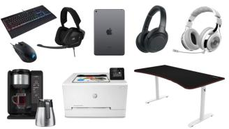 Daily Deals: Headphones, Computers, Gaming Essentials, Printers, Clearance Sales And More!