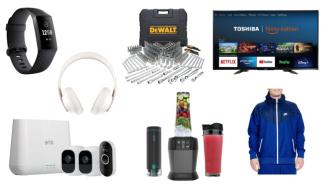 Daily Deals: Noise Cancelling Headphones, Blenders, Fitness Trackers, Tool Kits, Spring Sales And More!