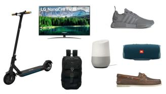 Daily Deals: Electric Scooters, Speakers, Adidas Shoes, Ray-Ban Sale And More!