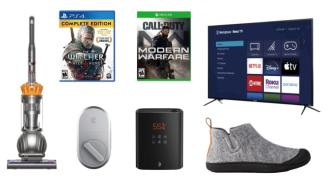 Daily Deals: Xbox One and PlayStation 4 Games, Sporting Goods, Vacuums, Nike Footwear Sale and More!