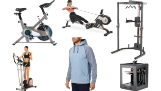 Daily Deals: Rowers, Home Gyms, Ellipticals, Treadmills, Columbia Clothes, 3D Printers, Rockport Sale And More!