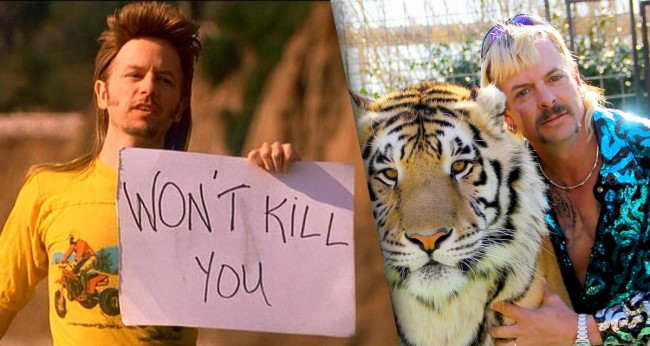 David Spade On Why He Couldnt Play Tiger King Star Joe Exotic