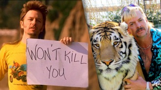 David Spade On Why He Couldn't Play Joe Exotic, Even Though The 'Tiger King' Star Wants Him (Or Brad Pitt) To Do So