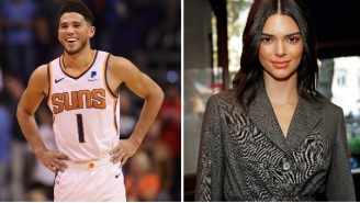 Suns Guard Devin Booker Is Quarantining With Kendall Jenner And His Ex-Girlfriend Jordyn Woods Doesn't Seem Happy About It