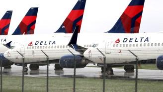Delta Air Lines Tells Sick Flight Attendants To 'Not Post' On Social Media Or Tell Fellow Crew Members