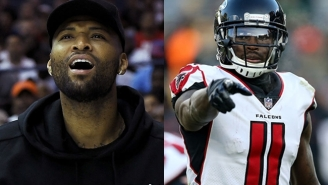 DeMarcus Cousins Says No NBA Player Has Topped The Insane Dunk Julio Jones Threw Down When They Faced Off In A Game In High School