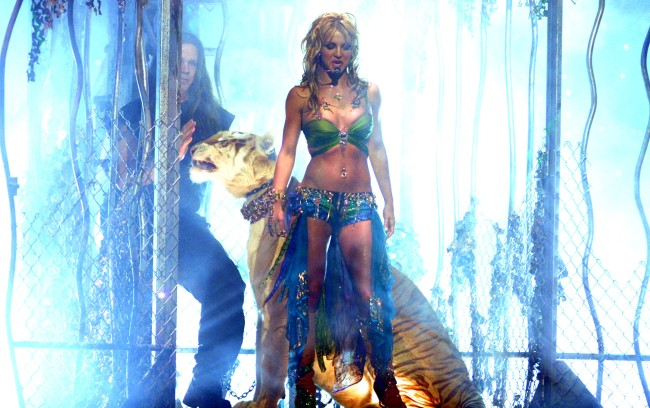 Doc Antle Of Tiger King Fame Talks About Working With Britney Spears