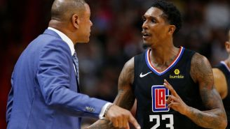 Doc Rivers Wanted Absolutely Nothing To Do With Legendary Sixth Man Lou Williams When He Was Traded To The Clippers