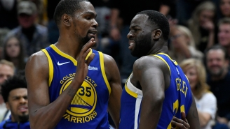 Draymond Green Blasts Kevin Durant's B.S. Excuse That He Was The Reason For Leaving Warriors