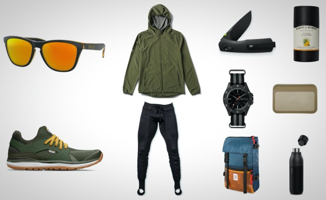 every day carry gear fit and ready