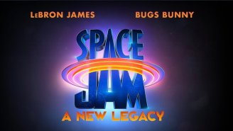 LeBron James Unveils The Title And Logo Of The Upcoming 'Space Jam' Sequel