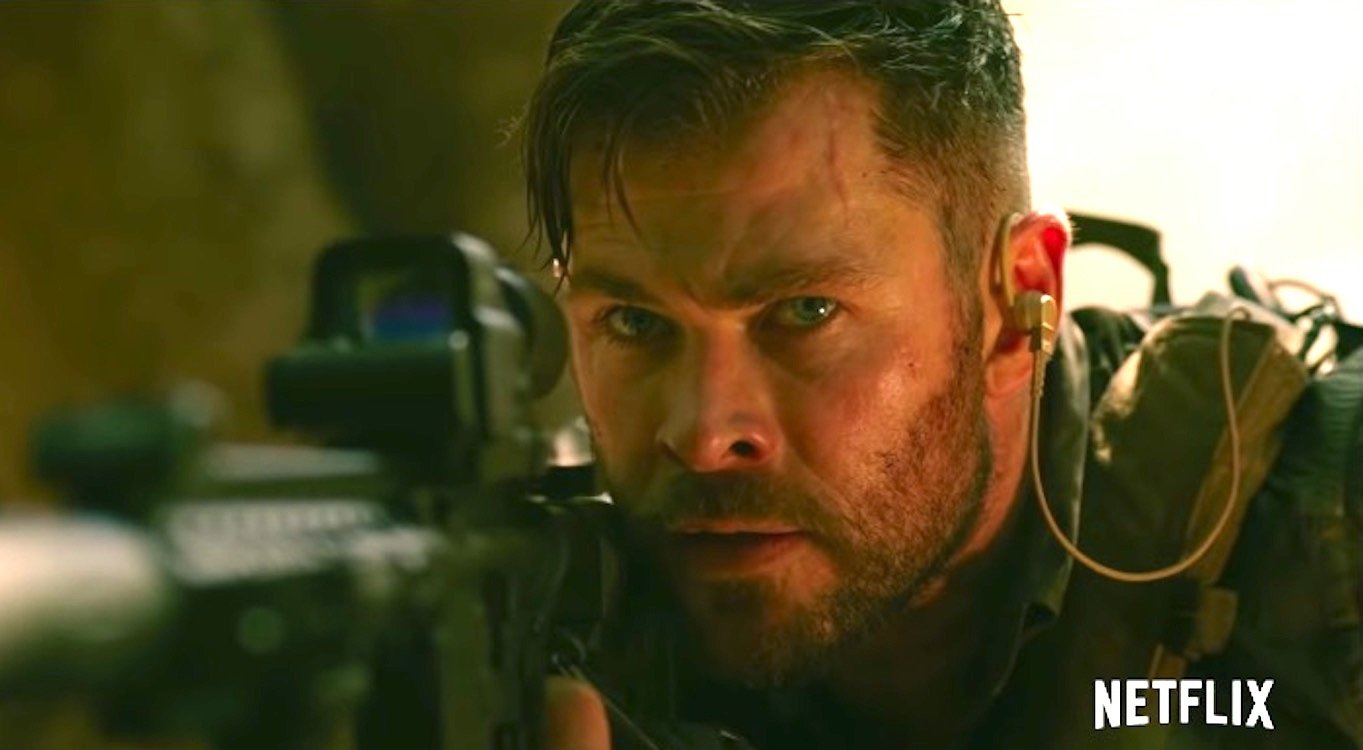 The First Electric Trailer For Chris Hemsworth S Netflix Action Flick Extraction Is Here Brobible