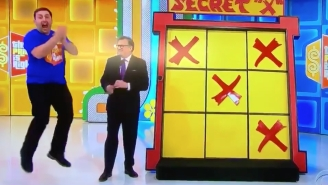 Unluckiest Hockey Fan Ever Wins A Dream Trip To The Stanley Cup Finals On 'The Price Is Right' In A Pre-Recorded Episode
