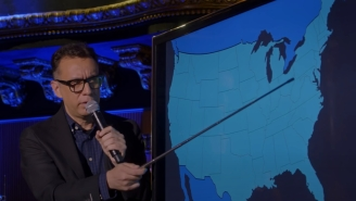 Fred Armisen Demonstrating Every Accent In America Reminds Me Of How Much I Miss Traveling And Hearing All Your Stupid Voices