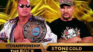 Today Is The 19th Anniversary Of The Rock Vs. Stone Cold At Wrestlemania X7