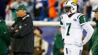 Geno Smith Goes On Twitter Rampage By Calling Rex Ryan A 'Snake' After His Former HC Talked Crap On 'First Take'