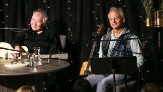 Bill Murray On How John Prine Helped Him Get His Sense Of Humor Back