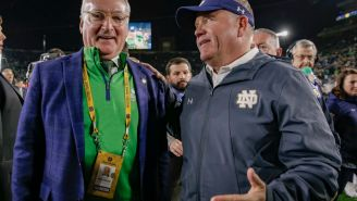 Notre Dame's AD Floats Remarkably Dumb Idea Of 'Only Having Students In Attendance, No Other Fans' Instead Of Playing Football Games In Empty Stadiums