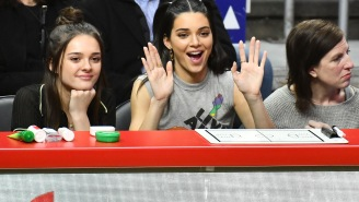 Kendall Jenner's Filthy Response To Video Mocking Her For Being 'Passed Around By NBA Players' Has Earned My Respect