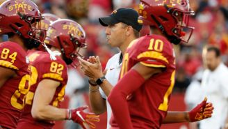 Iowa State Becomes First Power 5 School To Announce Coaching Pay Reductions