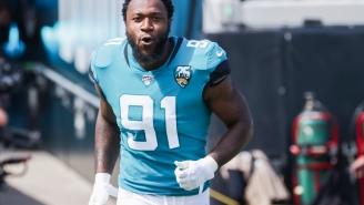 Yannick Ngakoue Demands Trade Out Of Jacksonville, Calls Jaguars Owner's Son A Clown On Twitter