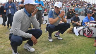 Rumor Suggests Tiger Woods Will Debut His New Payne's Valley Course With A 3v3 Match With Justin Thomas And Other Celebs