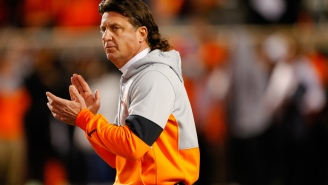 OSU Head Coach Mike Gundy Says He Wants College Players To Play And Risk Getting Infected Because They Need To Generate Revenue For State Of Oklahoma