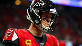 Everyone Is Making The Same Joke About The Falcons' New And Not So Great Uniforms