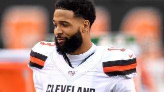 Browns And Vikings Are Reportedly In Trade Talks To Send Odell Beckham Jr. To Minnesota Before NFL Draft