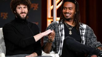Lil Dicky's Hype Man, GaTa, Used To Smoke 53 Blunts A Day While On Tour With Lil Wayne