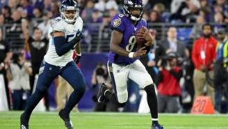 New VR Game Will Allow Fans To Play As Lamar Jackson And Experience The NFL Like Never Before
