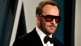 Designer Tom Ford Offers Some Helpful Tips On How Not To Look Homeless On Video Chats