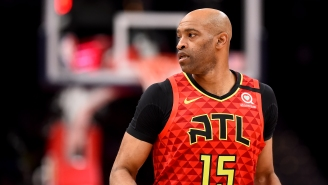Vince Carter Dunked On A Guy Who Dropped $125 On An Autographed Card That He Didn't Actually Sign