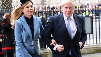 Boris Johnson Just Had Another Child, And Wikipedia Can't Keep Track Of His Children