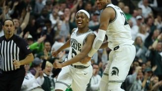 Michigan State Spartans Crowned 2020 College Basketball National Champions After Beating Kansas (In A Simulation)