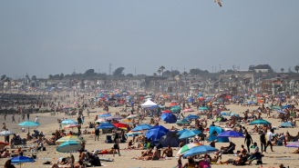 California Governor Gavin Newsom Reportedly Plans To Close All Beaches In The State After 40,000 People Overcrowded Newport Beach Last Weekend